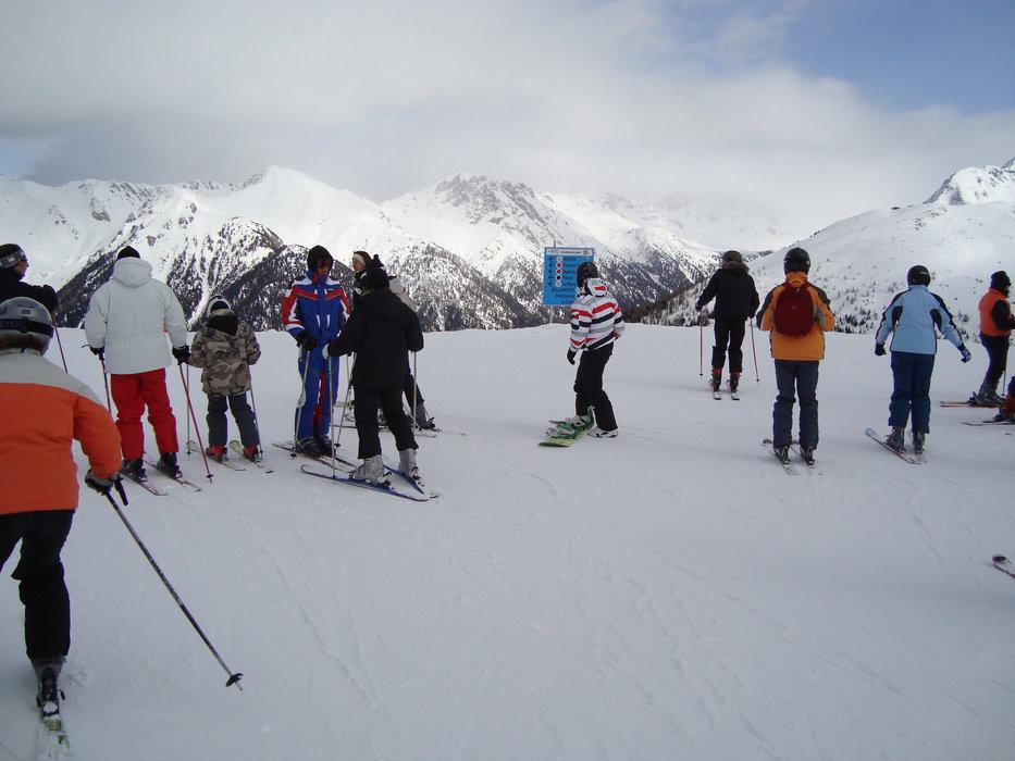Moena - Alpe Lusia - Bellamonte - ©michy | gess1979 @ Skiinfo Lounge
