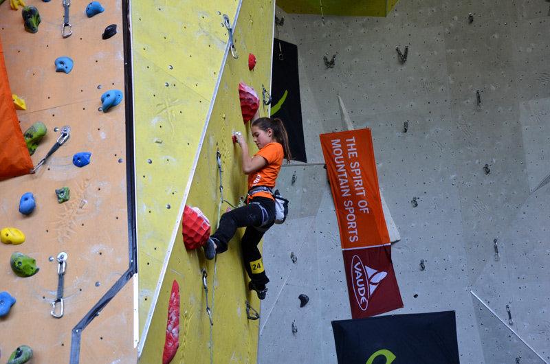 Die junge Pema Sherpa wurde gute Zehnte - ©bergleben.de