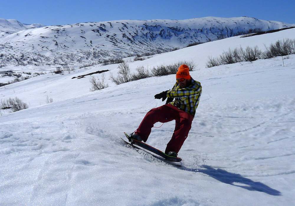Stryn Glacier Ski - ©Torkel Karoliussen | Tallak @ Skiinfo Lounge