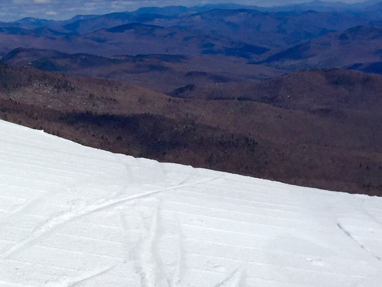 Killington Resort - Excellent spring skiing this past weekend! Should be great into May