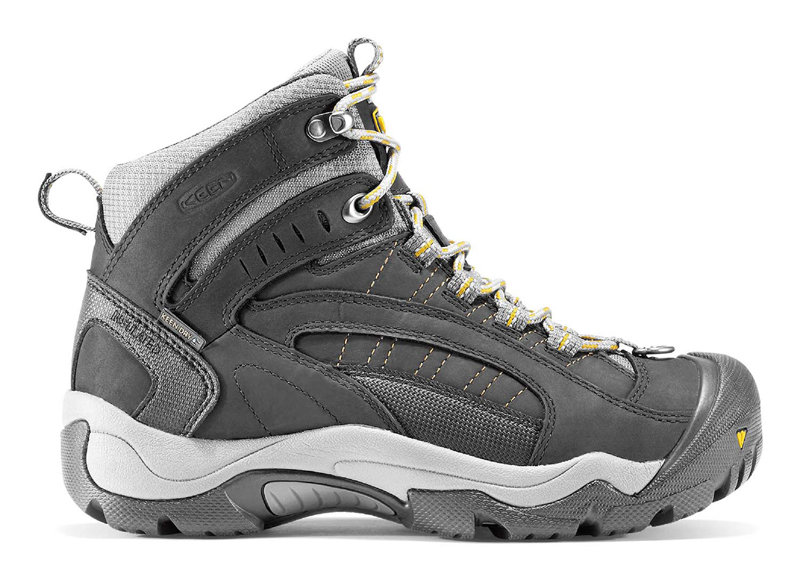 Keen Revel winterschuh test - ©Keen