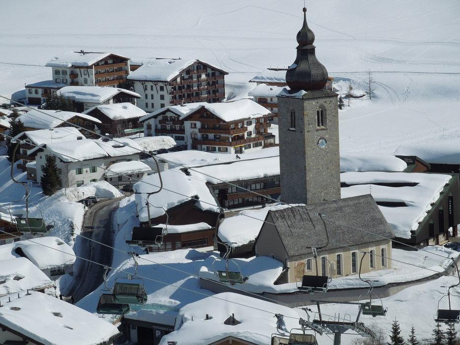 Lech Zürs am Arlberg - ©Jackl @ Skiinfo Lounge