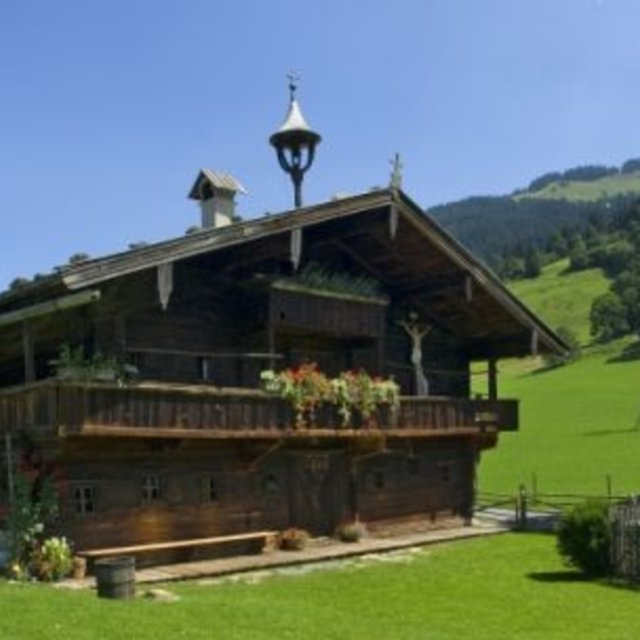 Bauernhaus-Museumsweg