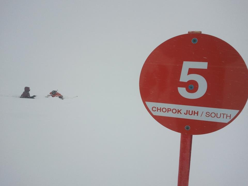 Jasna Chopok south - ©dominiqush @ Skiinfo Lounge
