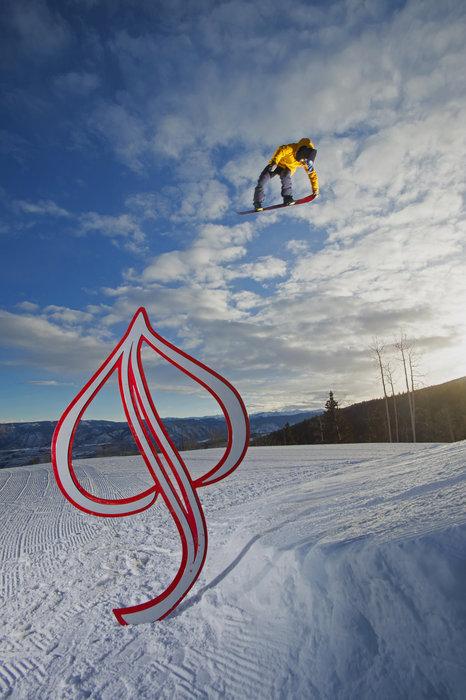 Wylie Adams, Snowmass. - ©Scott Markewitz Photography, Inc.
