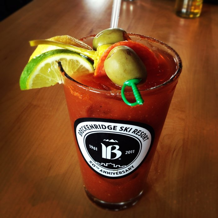 A Breck bloody to die for. - ©Breckenridge