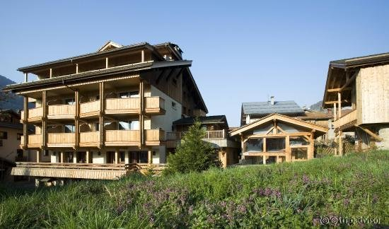 Hotel Best Western Chalet Les Saytels
