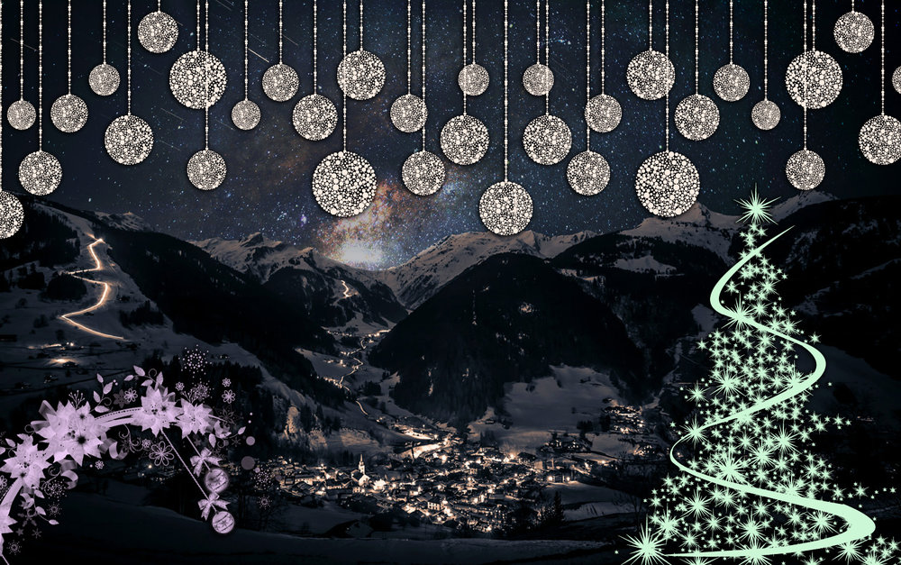 your enchanted Christmas - ©OT Arêches - Beaufort
