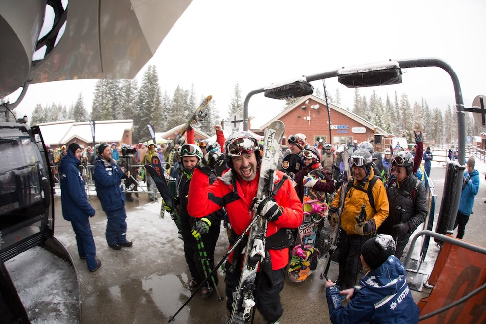Keystone Resort open for 2015/16 season - ©Keystone Resort