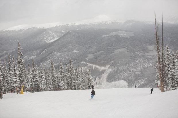 Keystone Resort Has Good Early Season Snow Coverage - ©Keystone Resort