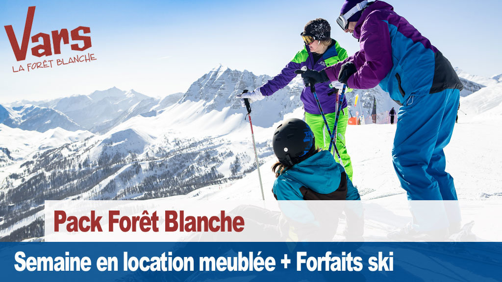 package foret blanche - ©OT Vars