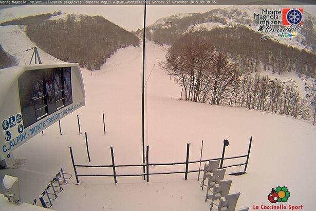 Ovindoli - © webcam