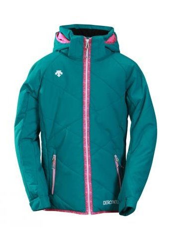 Descente Elsa Girls Jacket: $165 Descente's Elsa jacket will keep the kids warm, dry and looking their best on and off the hill. Complete with Heatflex insulation and Motion 3D fit, it's the complete package.