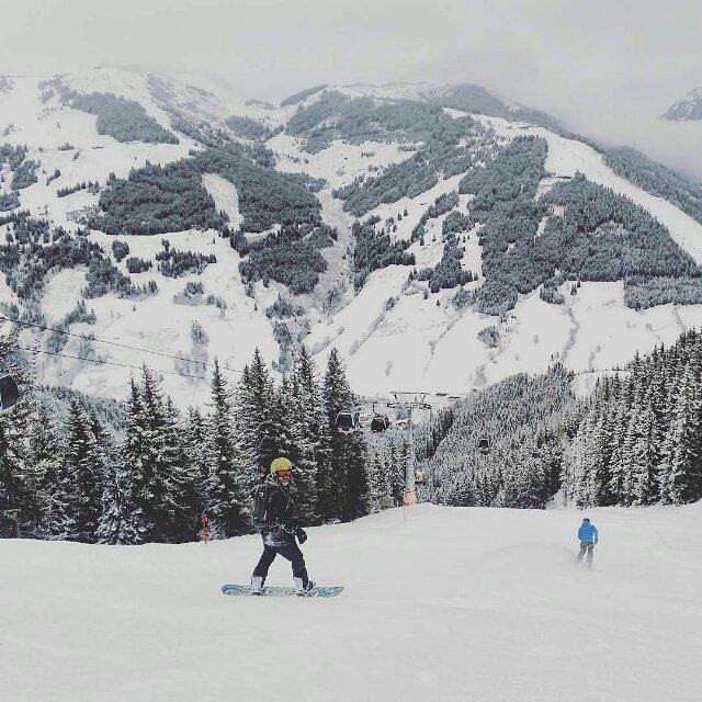 Verschneite Berge in Saalbach Hinterglemm - ©Facebook Saalbach Hinterglemm