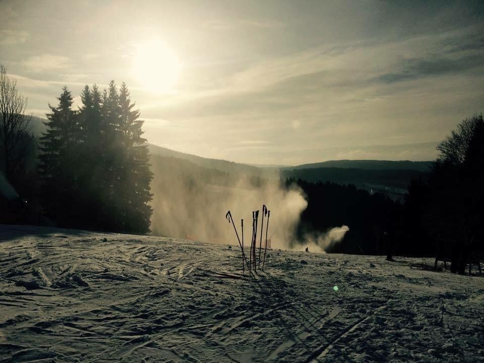 Rokytnice - Horní Domky 3.1.2016 - ©facebook Ski Roky