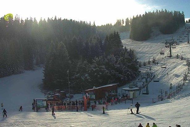 PARK SNOW Donovaly 6.1.2016 - ©webkamera PARK SNOW Donovaly