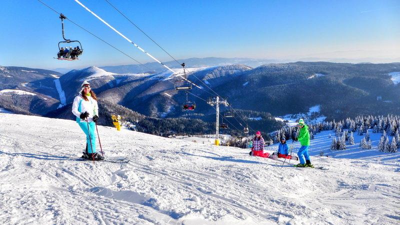 PARK SNOW Donovaly - Nová hoľa - ©PARK SNOW Donovaly