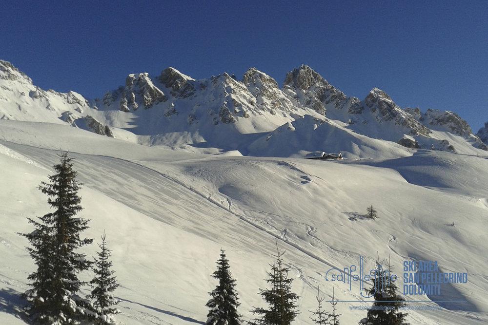 Skiarea Alpe Lusia - San Pellegrino - ©Skiarea Alpe Lusia - San Pellegrino Facebook