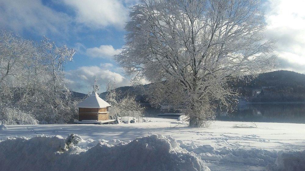 Skiareál Lipno 14.1.2016 - ©Facebook Skiareál Lipno