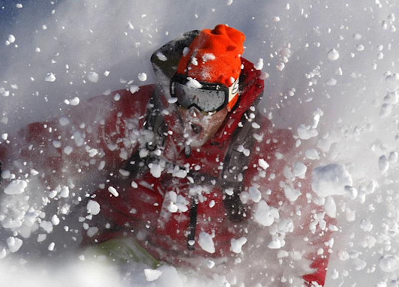 Wake up in Alta's Snowpine Lodge, then ski all the powder. - ©Ski City