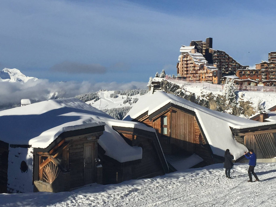 Avoriaz Jan. 4, 2016 - ©Facebook Avoriaz