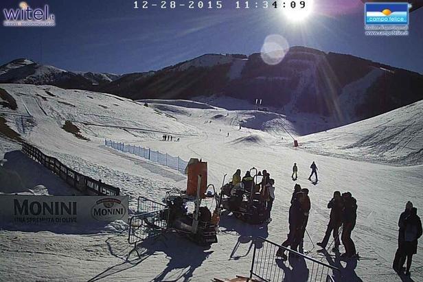 Campo Felice - ©Campo Felice webcam