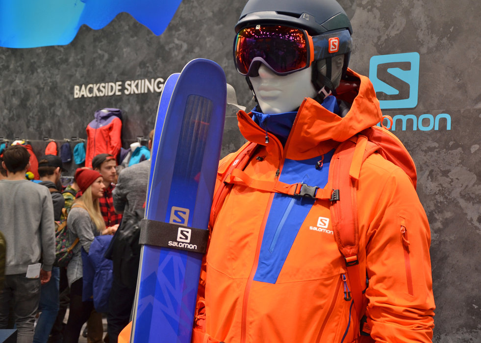 Salomons freeride-collectie. - ©Skiinfo