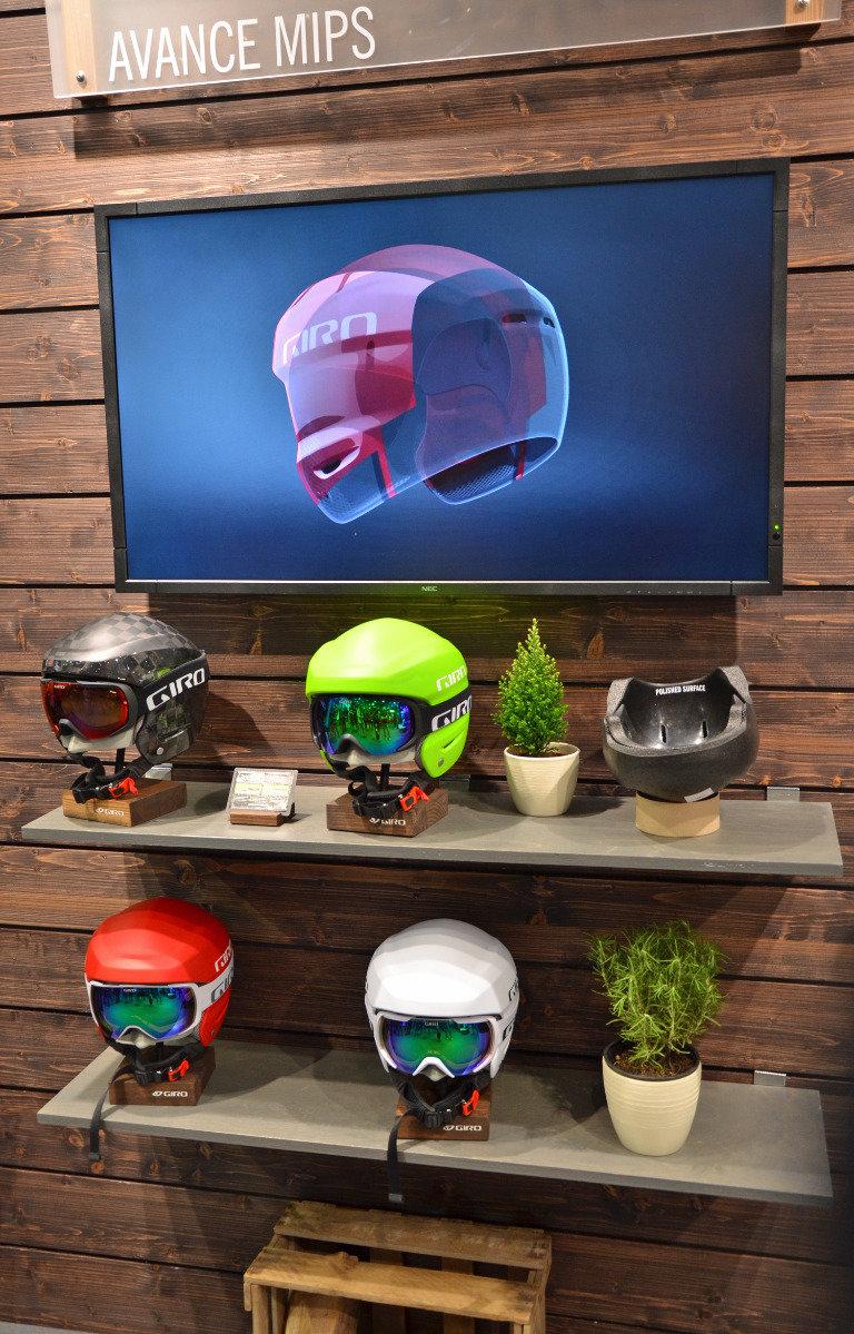 Giro Avance MIPS helm  - ©Skiinfo