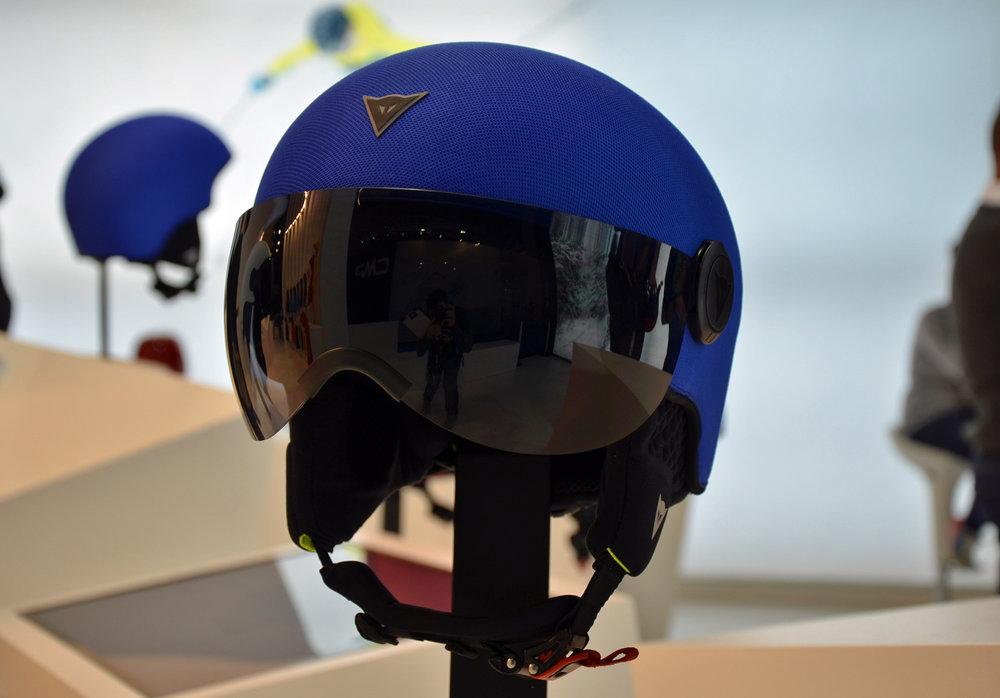 Dainese Flex Visor Helmet - ©Skiifno