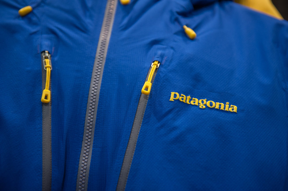 The new Stretch Nano Storm jacket from Patagonia is a soft, supple waterproof/breathable and versatile piece. - ©Ashleigh Miller Photography