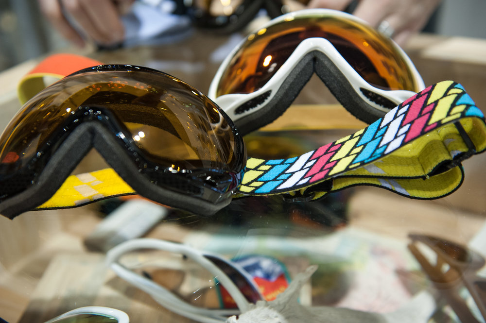 Zeal's Ascent goggle is a price point, smaller-fit model geared at women and youth featuring an in-frame vent. - ©Ashleigh Miller Photography
