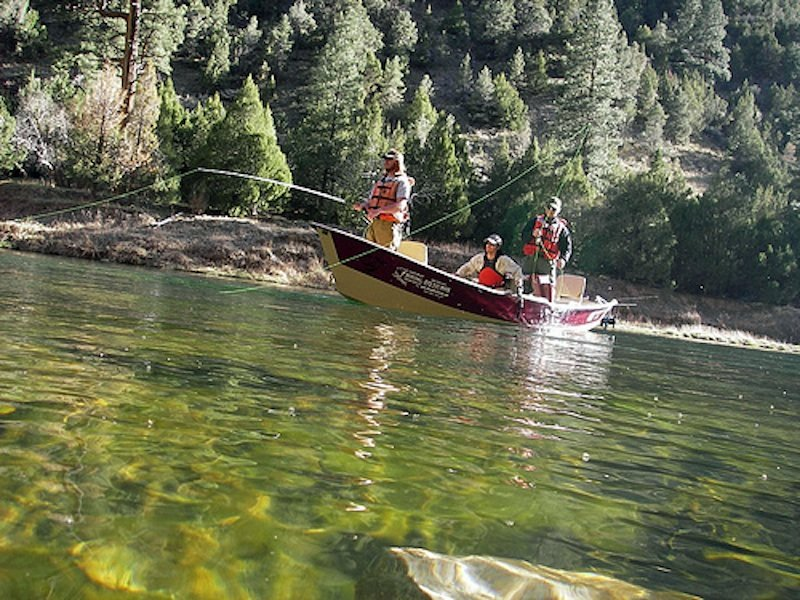 Top 5 ski towns for fly fishing onthesnow for Grand lake colorado fishing