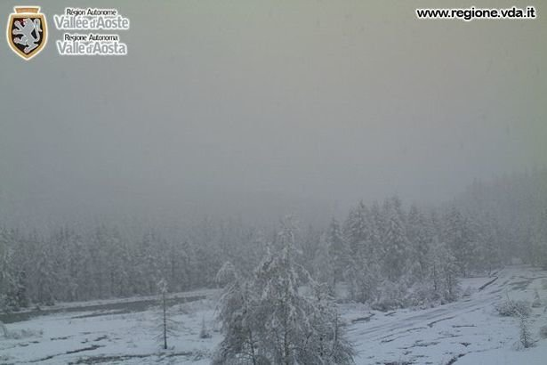 Courmayeur - ©Courmayeur webcam