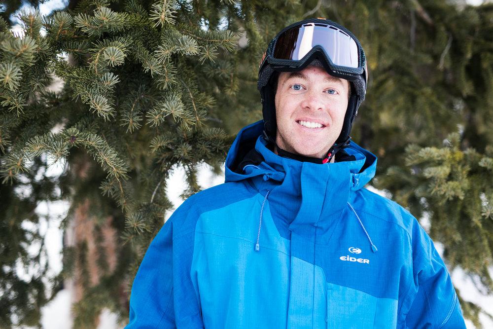 Nick Loomans arbeitet für die University of Utah, war aber auch schon für Nordica und Vail Resorts aktiv. Er ist 30 Jahre alt und erfahrener Skifahrer und Racer - ©Liam Doran