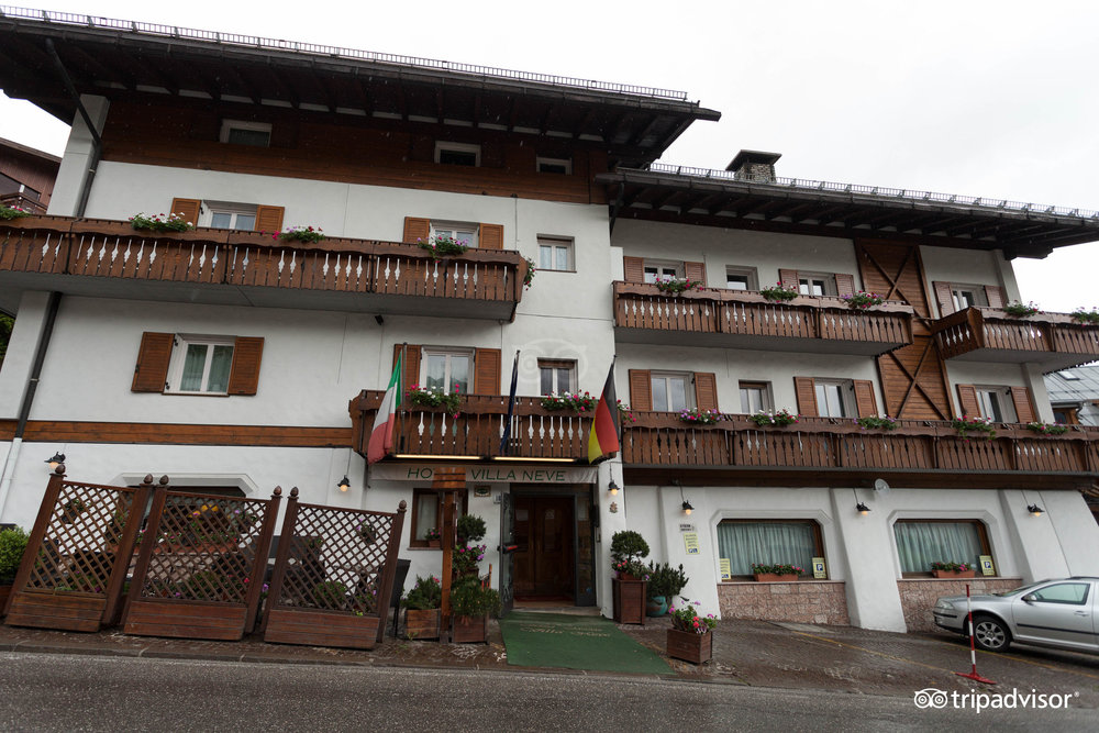 Meuble villa neve hotel cortina d 39 ampezzo for Hotel meuble villa neve