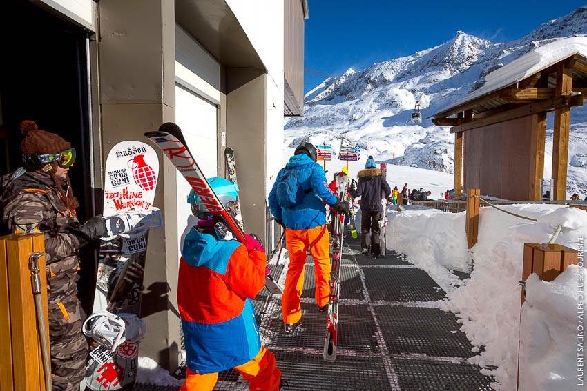 Alpe d'Huez Nov. 12, 2016 - ©Alpe d'Huez