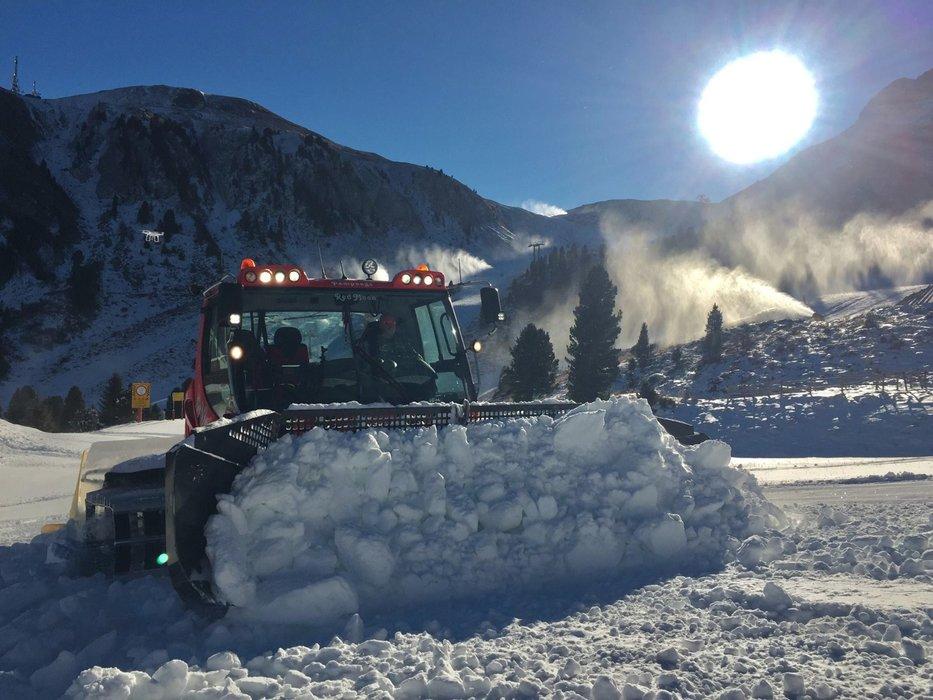 Ski Center Latemar - ©Dolomiti Superski Facebook