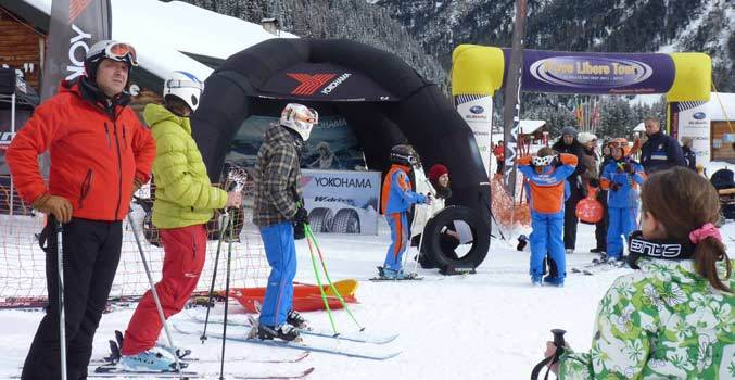 Comprensorio Ski Civetta