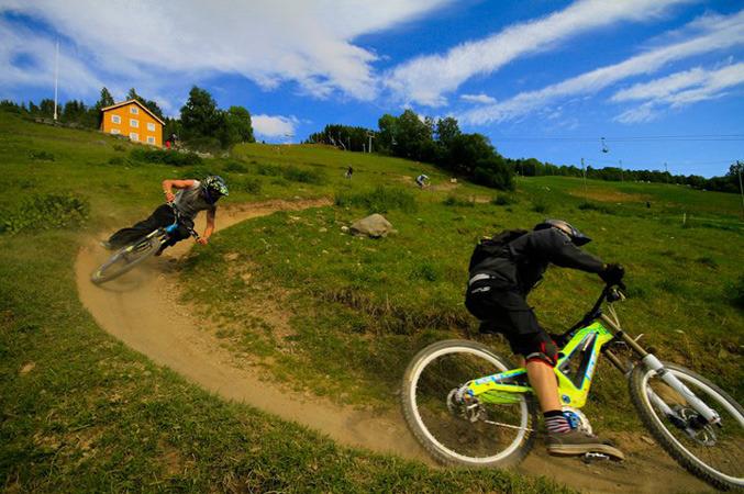 Hafjell - ©Hafjell Bike Park