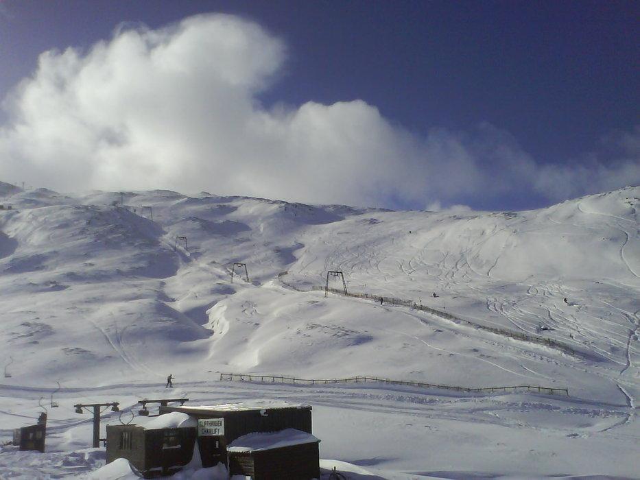 The Glencoe ski area, Scotland (Glencoe Mountain Ltd)