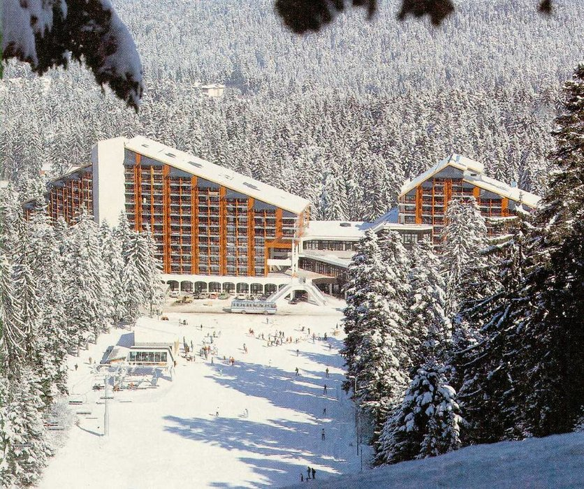 Borovets Lodge, Bulgaria.