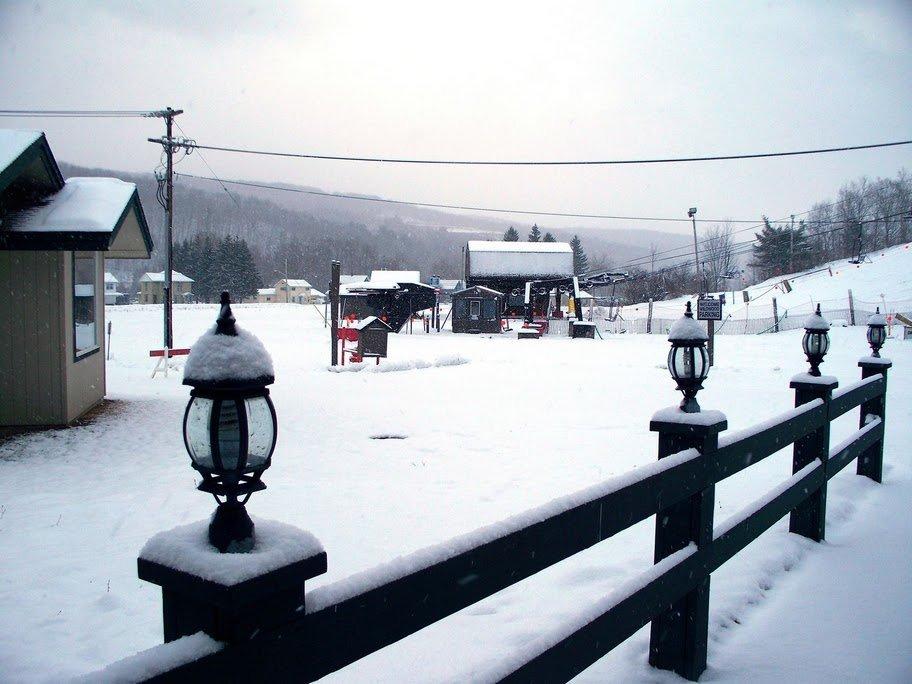 Snowy Swain, NY, Dec. 2, 2008.