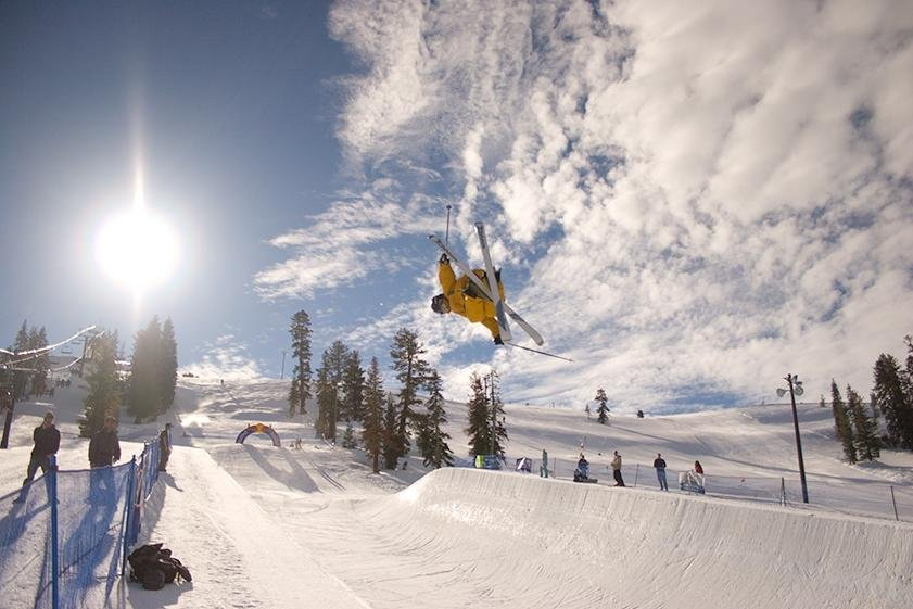 Photo Credit: Boreal Ski Resort
