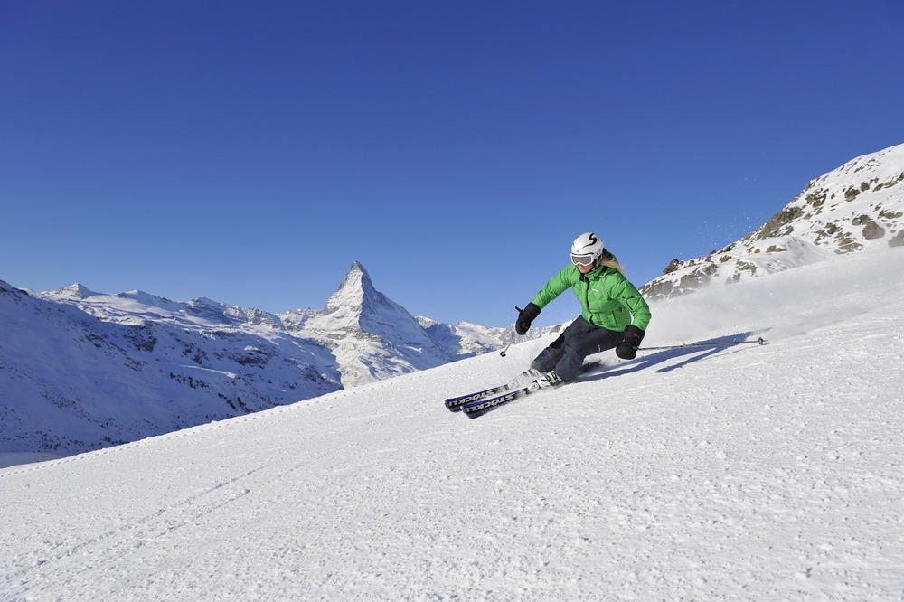 Autumn skiing in Zermatt - ©Zermatt Tourism