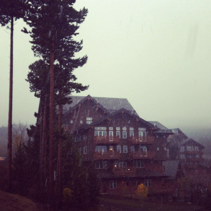 Light snow at Breckenridge - ©Breckenridge Ski Resort
