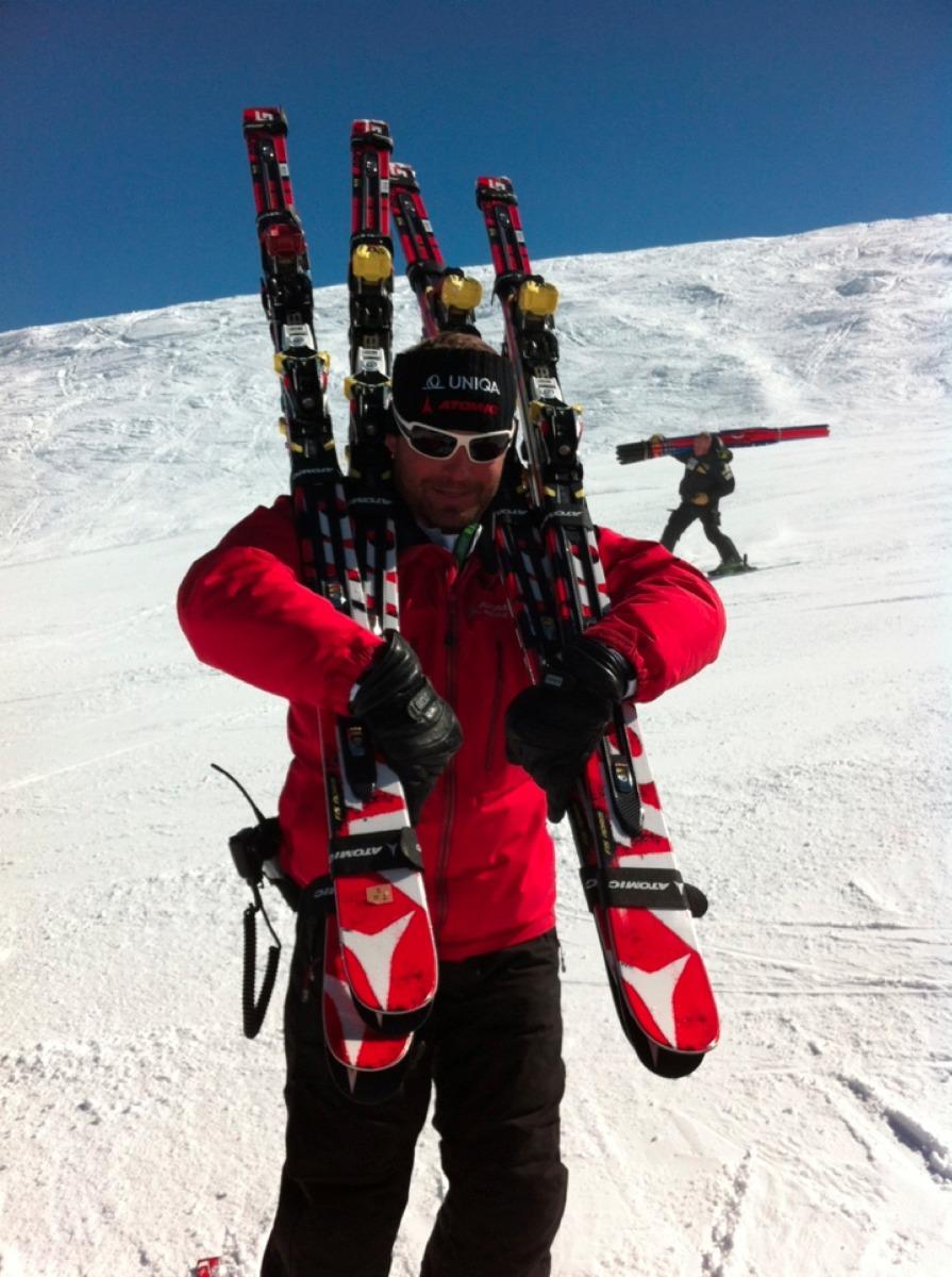 Ski Tech Thomas