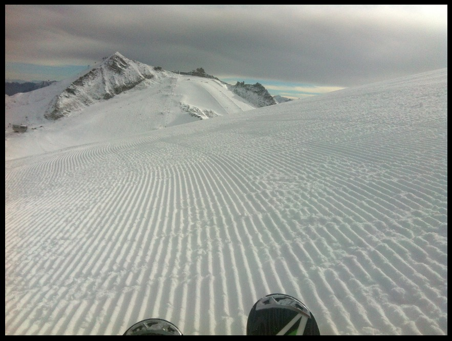 Hintertux Glacier - ©Jeppe Hansen