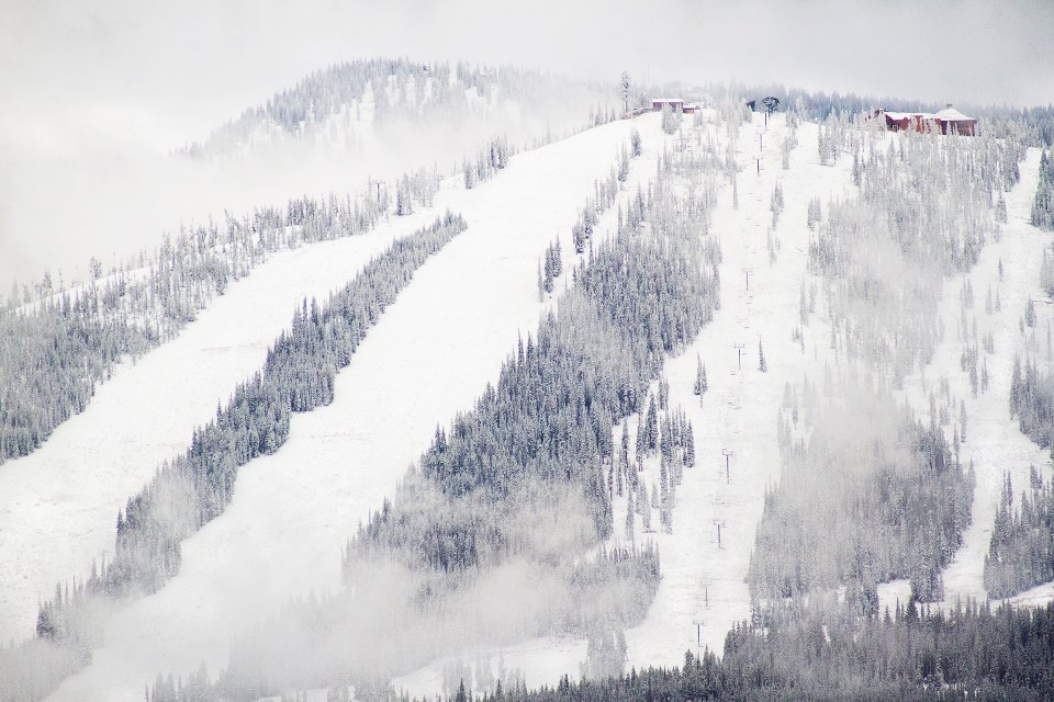 Winter Park looks ready.