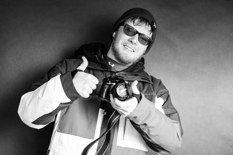 Drew Turner ~ Photographer  / Arapahoe Basin Opening Day 2012 - ©Liam Doran