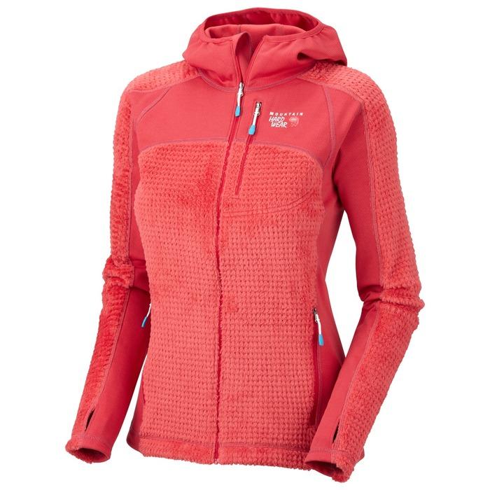 The Mountain Hardwear Monkey Woman Grid Jacket.